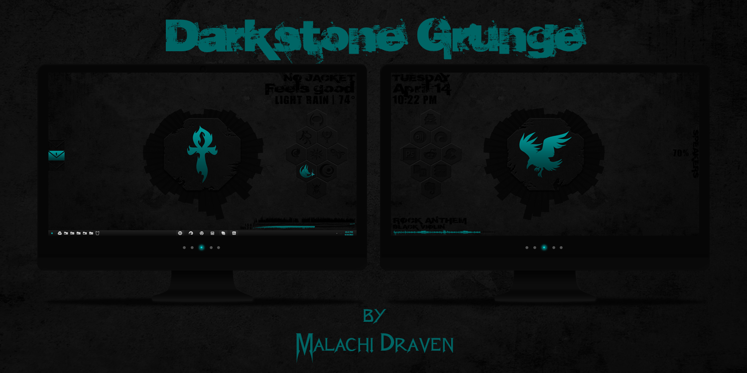Darkstone Grunge Preview