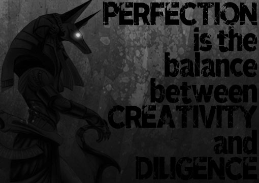 Perfection Quote