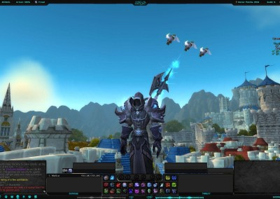 Isys UI for WoW